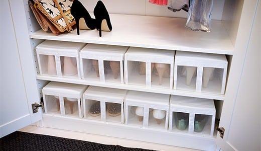 Laarzen Opbergen In Kast.Schoenen Uitzoeken En Opbergen Ilse Organized
